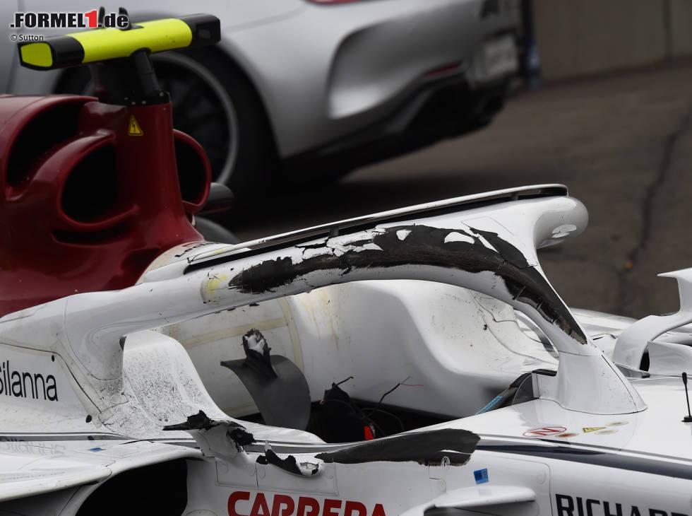 Nach Dem Spa Horror Dreht Bei Halo Jetzt Der Meinungswind Formel1 De F1 News