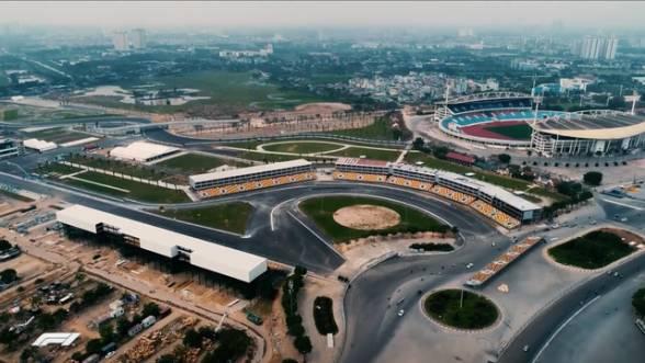 Formel 1 Strecke Frankreich