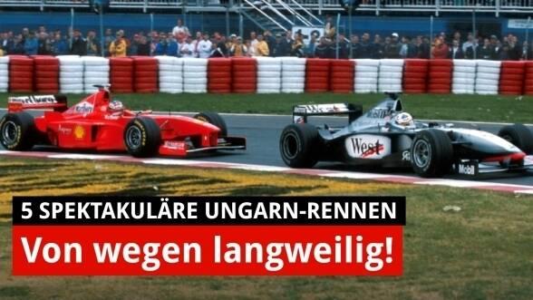 Formel 1 Langweilig
