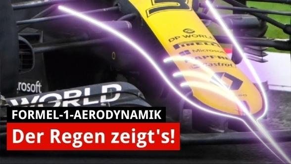 F1-Aerodynamik: Die Geheimnisse von Mercedes, Ferrari & Co.