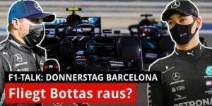 Russell-Bottas: Das steckt hinter den Gerüchten!